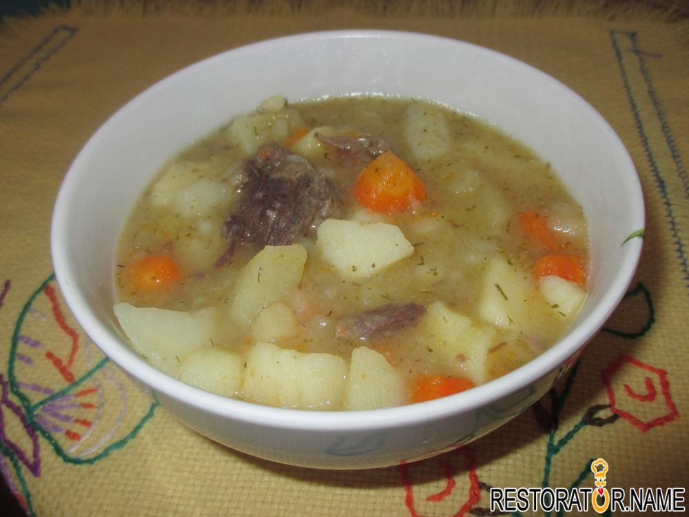 Рецепты тушеной картошки с мясом