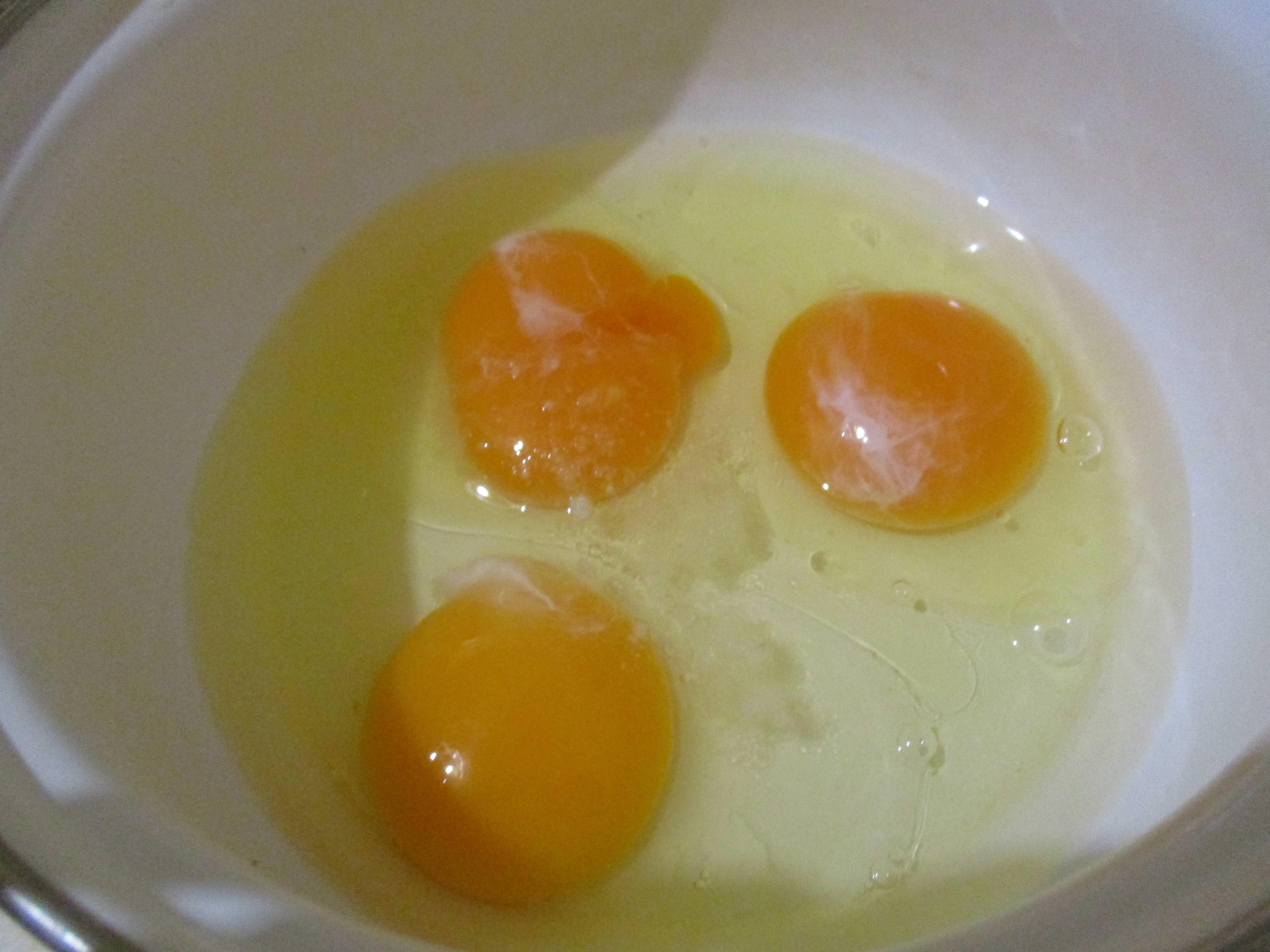 Что приготовить только из молока и яиц