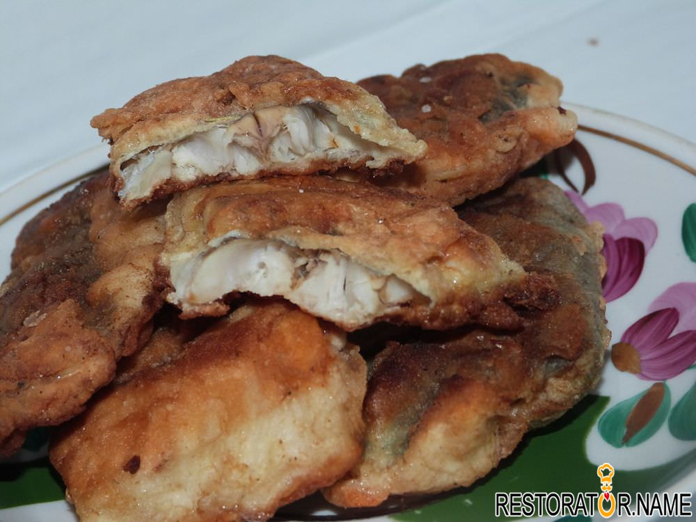 Хек в кляре - блюдо, которое подойдет и для праздничного, и для повседневного стола.