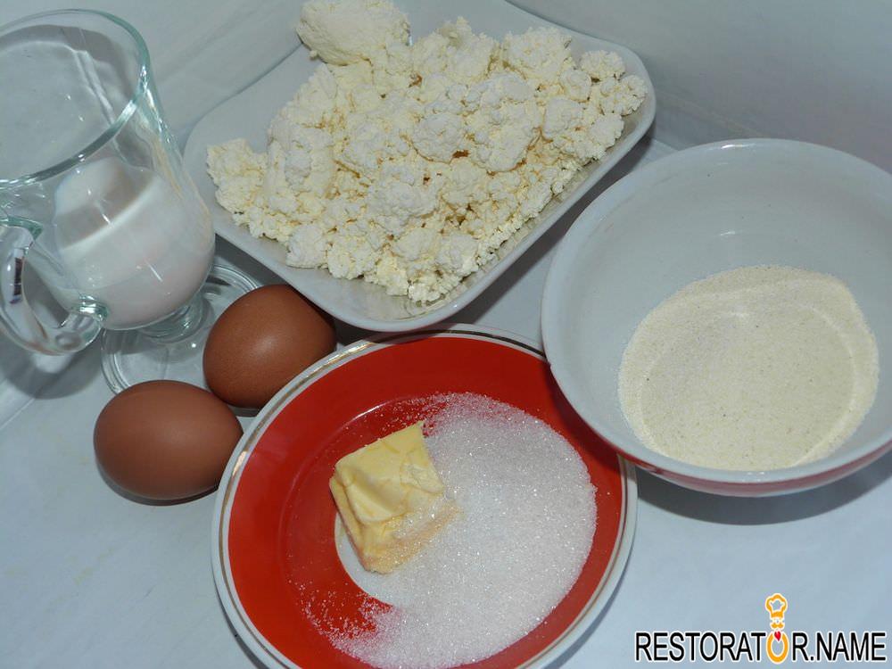 Как приготовить манку на молоке рецепт с