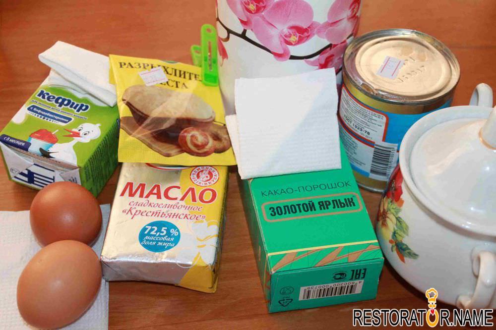 Заварной крем из кефира в микроволновке за 3,5 минуты - рецепт с фото на Хлебопечка.ру