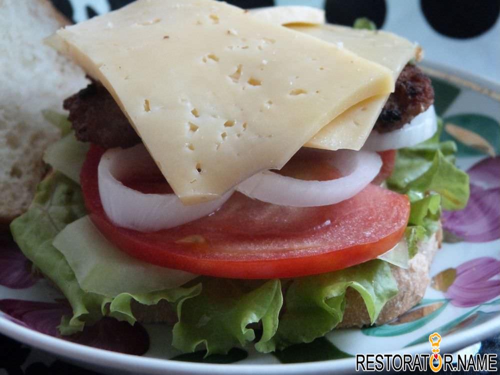 Как сделать сэндвичи в домашних 991