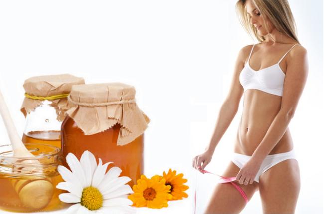 Как похудеть при употребление меда