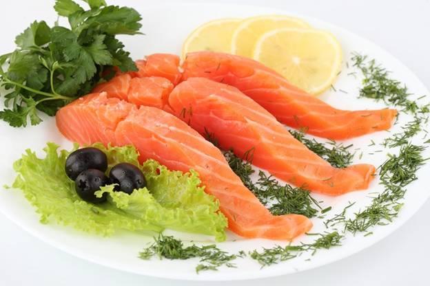 Самое лучшее мясо для диеты – это рыба