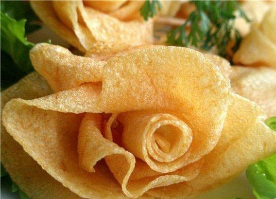 Украшение блюд: Какие продукты можно использовать?