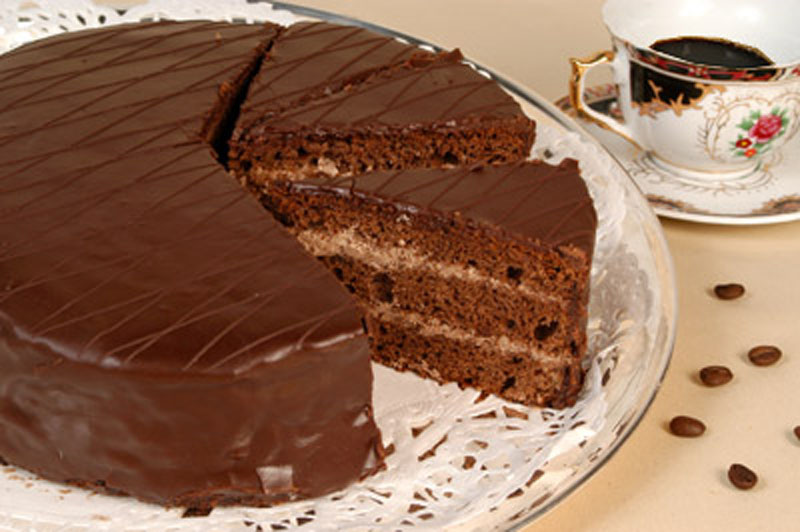 Торты, рецепты с фото
