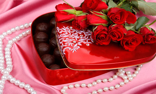 С днем валентина паре