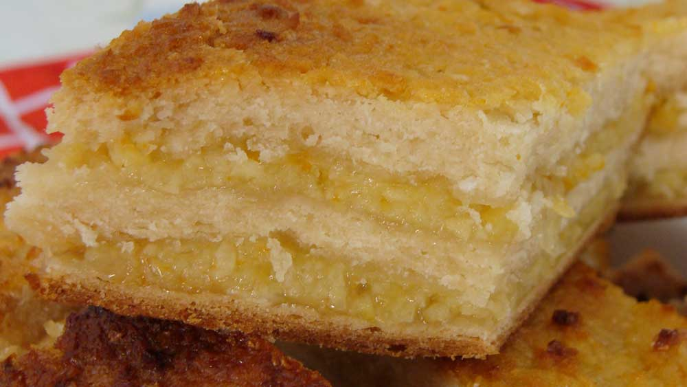 Рецепт пирога лимонника
