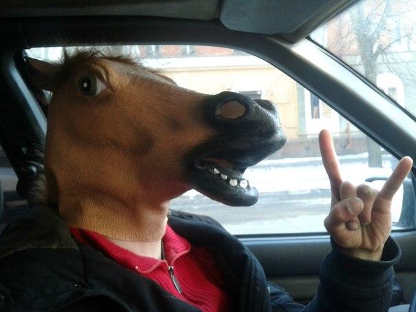 Человек - Лошадь