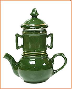 Первые европейские чайники