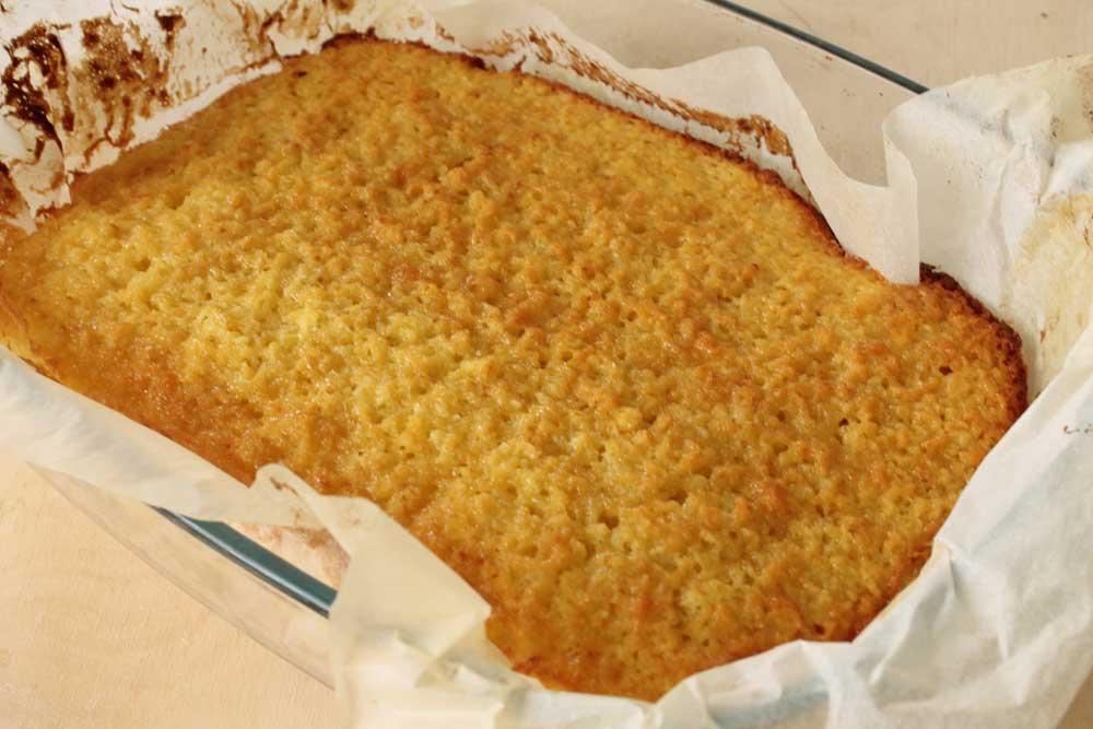 выпекать пирог при 190 25-30 мин
