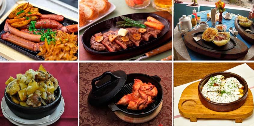Порционные блюда в фольге рецепты