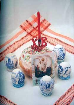 Древние Славянские ритуалы и символы Пасхи