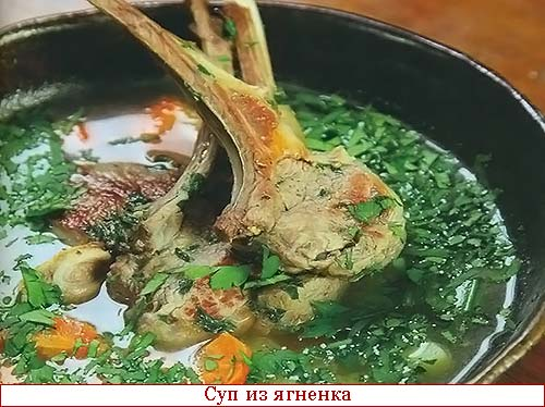 Можно в аэрогриле приготовить суп