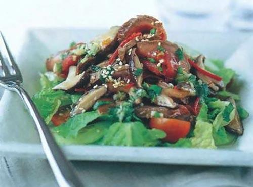 тайский салат с телятиной рецепт