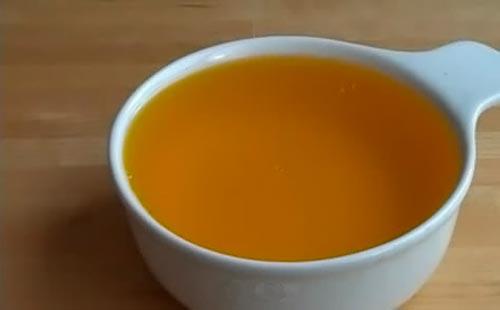 Как топить сливочное масло