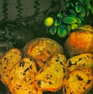 Выпекаем оливковый хлеб