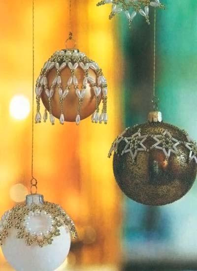 Праздничный наряд в белом и золотом