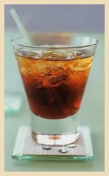 Рецепт коктейля Американо.