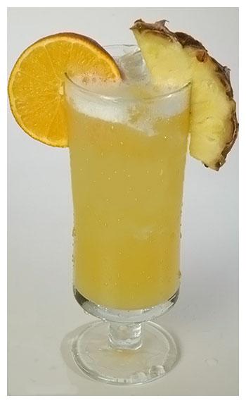 Экзотический коктейль, созданный в 1934 году Доном Бичем, барменом...